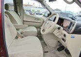 2007 Nissan Elgrand 2.5 Auto Optional 4wd Highway Star 8 Seater MPV (E58), Interior View Dashboard & Steering Wheel.