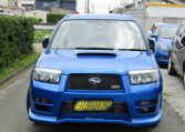 2007 Subaru Forester 2.0 Cross Sports 4wd Turbo Auto Estate (S99), Front View. Jap imports.