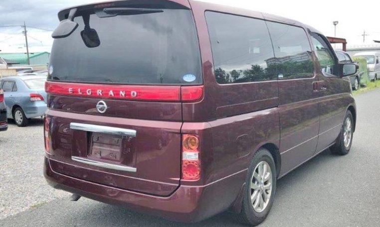 2006 Nissan Elgrand 2.5 V6 Optional4wd V Auto 8 Seater MPV (E81)_052