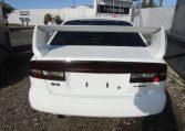 2002 Subaru Legacy 2.0 B4 Twin Turbo Auto Jdm 4wd 4 Dr Saloon (S90), Rear View