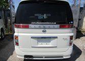 2006 Nissan Elgrand Rider Autech 2.5 Auto 8 Seater MPV (E85), Rear View