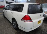 2006 Honda Odyssey 2.4 Aero Rb1 Auto 7 Seater MPV (P46), Rear View, Passengers Side