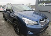 2013 Subaru Xc 2.0 Diesel 4wd Manual 5 DR (P86), Front View, Drivers Side