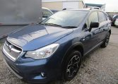2013 Subaru Xc 2.0 Diesel 4wd Manual 5 DR (P86), Front View, Passengers Side