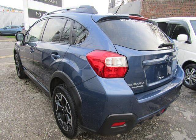 2013 Subaru Xc 2.0 Diesel 4wd Manual 5 DR (P86), Rear View, Passengers Side