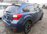 2013 Subaru Xc 2.0 Diesel 4wd Manual 5 DR (P86), Rear View, Drivers Side