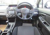 2013 Subaru Xc 2.0 Diesel 4wd Manual 5 DR (P86), Interior View Dashboard, Steering Wheel & Gear Stick