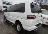 2005 Mitsubishi Delica 3.0 V6 Auto Space Gear 4wd Chamonix 7 Seater Mpv (R70), Rear View, Passengers Side