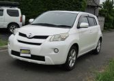 2010-toyota-ist-1-5-auto-3-dr-hatchback-i61, Front View, Passengers Side