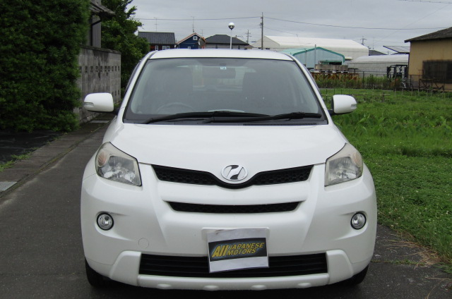 2010-toyota-ist-1-5-auto-3-dr-hatchback-i61, Front View