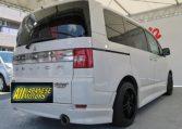 2007 Mitsubishi Delica D5 2.4 G Premium Road Est Auto 8 Seater Mpv (R59), Rear View, Drivers Side.