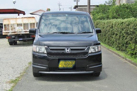2007 Honda Mobilio Spike 1.5 Gk1 Auto 5 Seater Mini MPV (H7), Front View