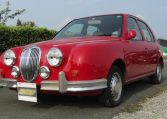 1999 Mitsuoka Viewt K11 Auto 1.0 4 Dr Saloon (T1), Front View, Passengers Side