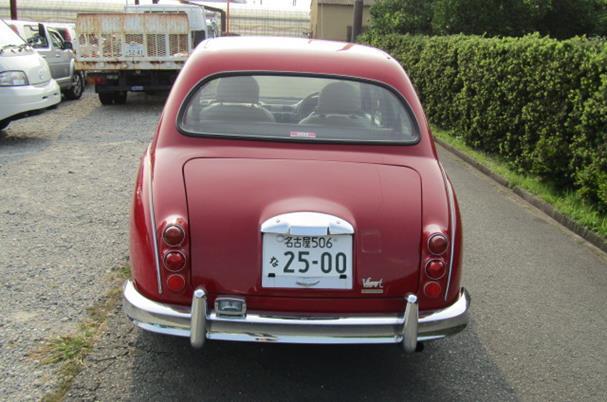 1999 Mitsuoka Viewt K11 Auto 1.0 4 Dr Saloon (T1), Rear View