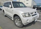2003 MITSUBISHI PAJERO 3.0 V6 AUTO 5 DR LWB 7 SEATER EXCEED 4WD (R50), Front View, Drivers Side