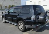 2007 Mitsubishi Pajero Facelift 3.0 V6 Auto Exceed 5 Dr Lwb 7 Seater 4wd (R2), Rear View, Passengers Side