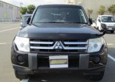 2007 Mitsubishi Pajero Facelift 3.0 V6 Auto Exceed 5 Dr Lwb 7 Seater 4wd (R2), Front View