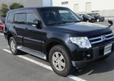2007 Mitsubishi Pajero Facelift 3.0 V6 Auto Exceed 5 Dr Lwb 7 Seater 4wd (R2), Front View, Drivers Side
