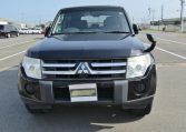 2007 Mitsubishi Pajero Facelift 3.0 V6 Auto Exceed 5 Dr Lwb 7 Seater 4wd (R2), Front View 2