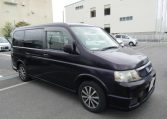 2005 Honda Stepwagon 2.0 Auto Spada 8 Seater MPV (H61), Front View, Drivers Side