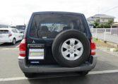 2005 Mitsubishi Pajero 3.0 V6 Auto Zr 4wd 3 Dr Swb (R93), Rear View