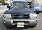 2005 Mitsubishi Pajero 3.0 V6 Auto Zr 4wd 3 Dr Swb (R93), Front View 2