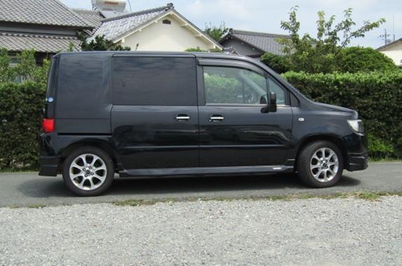 2007 Honda Mobilio Spike 1.5 Gk1 Auto 5 Seater Mini MPV_102 - Japanese Import Cars ...
