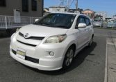 2007 Toyota Ist 1.5 Auto 5 Dr Hatchback (I6), Front View, Passengers Side