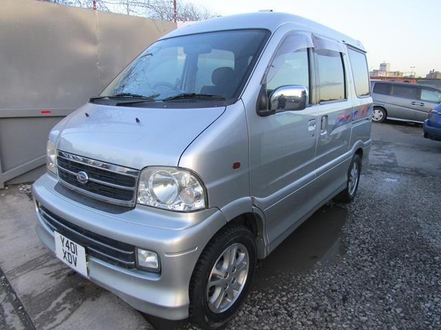 Daihatsu Atrai Japanese Import