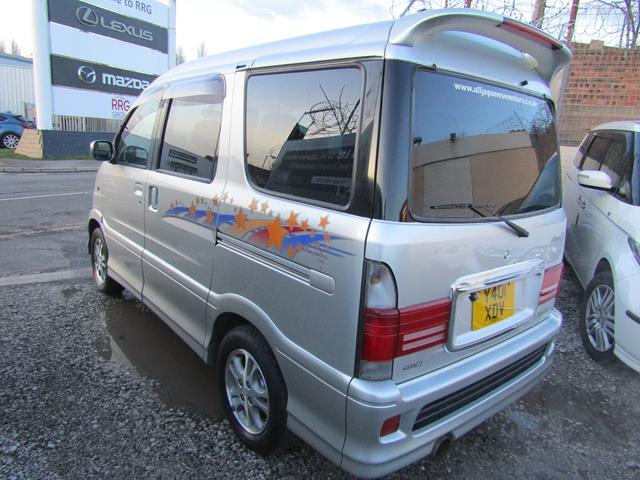 Daihatsu Atrai UK