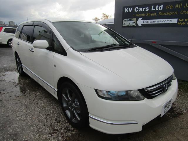 Honda Odyssey UK
