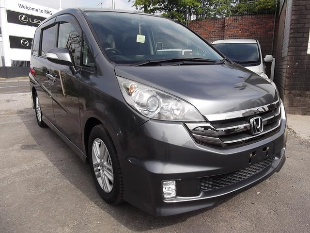 Honda Stepwgn For Sale UK
