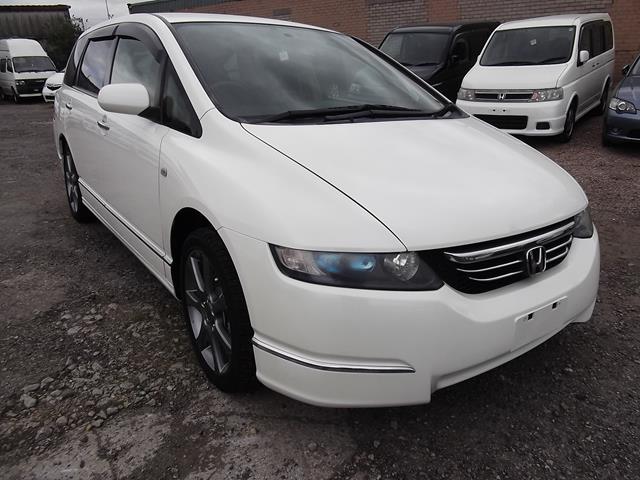 Honda Odyssey Japanese Imports