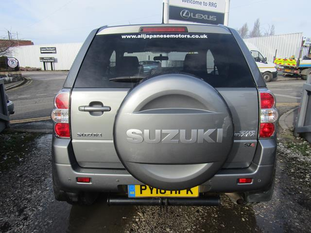 Suzuki Japanese Import