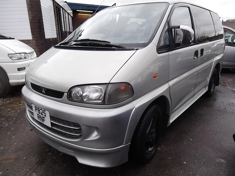Japanese MPV Camper Vans