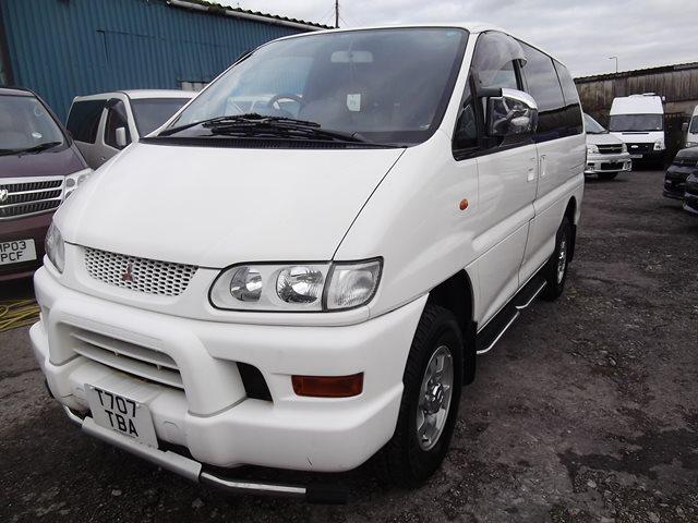 Mitsubishi Delica Japanese Imports