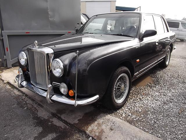 Mitsuoka Galue Used