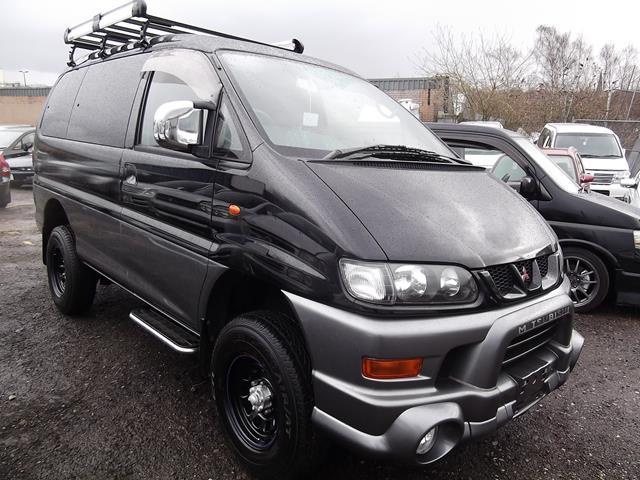 Mitsubishi Delica Used