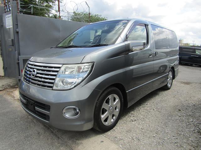 Nissan Elgrand Japanese Imports