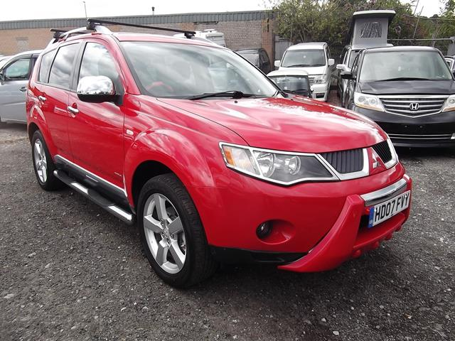 Mitsubishi Jap Imports For Sale UK