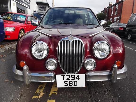 Mitsuoka Viewt Jaguar Used