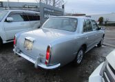 1997 Mitsuoka Galue 2.0 Nissan Rb20 Auto Bentely R Type Replica (P99), Rear View, Drivers Side