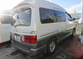 2000 TOYOTA GRAND HIACE 3.4 V6 HI ROOF LOUNGE PRESTIGE EDITION 7 SEATER MPV CAMPER DAY VAN (Z8), Rear View, Drivers Side