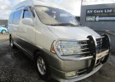 2000 TOYOTA GRAND HIACE 3.4 V6 HI ROOF LOUNGE PRESTIGE EDITION 7 SEATER MPV CAMPER DAY VAN (Z8), Front View, Drivers Side