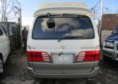 2000 TOYOTA GRAND HIACE 3.4 V6 HI ROOF LOUNGE PRESTIGE EDITION 7 SEATER MPV CAMPER DAY VAN (Z8), Rear View