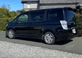 2010 Honda Stepwagon 2.0 Spada Rk5 Auto 8 Seater MPV (H1), Rear View, Passengers Side.