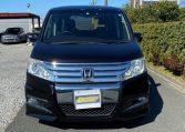 2010 Honda Stepwagon 2.0 Spada Rk5 Auto 8 Seater MPV (H1), Front View.