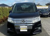 2010 Honda Stepwagon 2.0 Spada S Rk5 4wd Auto 8 Seater MPV (H89), Front View.