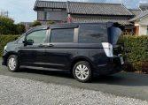 2010 Honda Stepwagon 2.0 Spada S Rk5 4wd Auto 8 Seater MPV (H89), Rear View, Passengers Side.