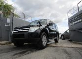 2007 Mitsubishi Pajero Facelift 3.0 V6 Auto Exceed 5 Dr Lwb 7 Seater 4WD (R2), Front View, Passengers Side 2